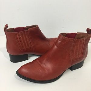 Jeffrey Campbell | metcalf ankle booties 7.5